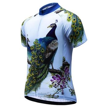 цена на Cycling Jersey 2020 Men MTB Bike Jersey Shirt Breathable Quick-dry Maillot Ciclismo Short Sleeve Pro Team Cycling Clothing Wear