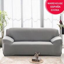 Housse extensible pour canapé et fauteuil, pour salon