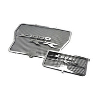 Motorcycle Water Tank Net Cover Radiator Cover Guard Protector Grille For BMW S1000RR HP4