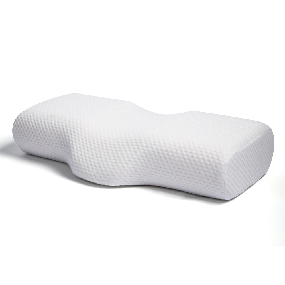 2 in 1 Natural Buckwheat Pillow Neck Traction Pillow for Cervical Spondylosis