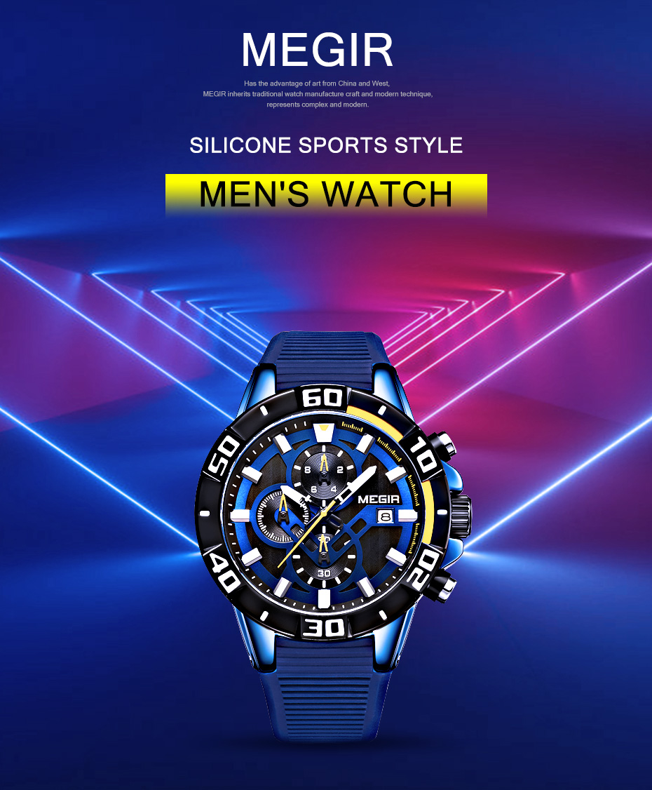 Hda4584fbfd944785af5beaa9bed30327r Sport Watch Silicone Quartz Military Watches