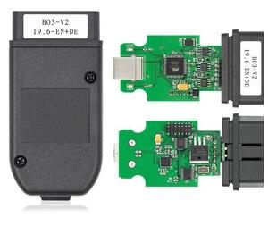 2020 VAGCOM 20.4.1 VAG COM 20.4.2 новейший VCDS HEX V2 интерфейс для VW AUDI Skoda Seat VAG 20,4 голландский/Английский чип Atmega162|Кабели и коннекторы для диагностики авто|   | АлиЭкспресс