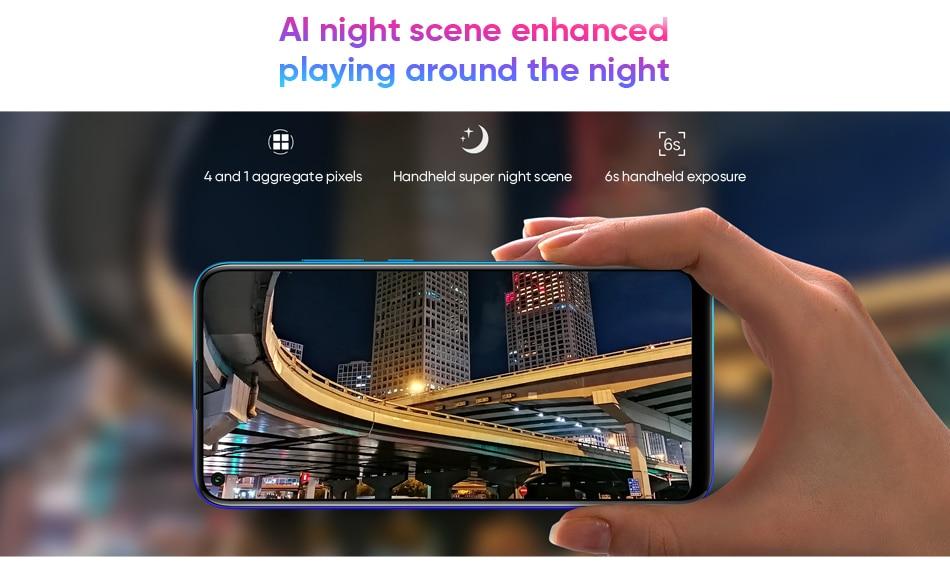 HUAWEI Honor Play 3 Kirin 710 F Octa Core Smartphone (8)