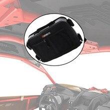KEMiMOTO мостовая сумка для хранения для Can Am Maverick X3 UTV сумка над головой крыша тент сумка