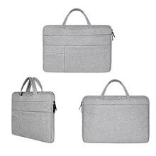 Universal Laptop Case Bag for Macbook Air 11 Air 13 Pro 13 Pro 15 Waterproof Nylon Laptop Sleeve Bag 14.1