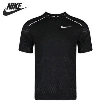 Original New Arrival  NIKE Rise 365 Men's T-shirts short sleeve Sportswear