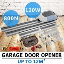 Устройство для открывания гаражных ворот 800N мотор для гаражных ворот, 120 мм/сек. секционные ворота с дистанционным управлением