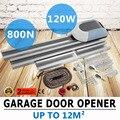 Открывалка для гаражных ворот, двигатель гаража 800N, мотор управления для гаражных ворот, 120 мм/сек. секционная дверь оператора с дистанционн...