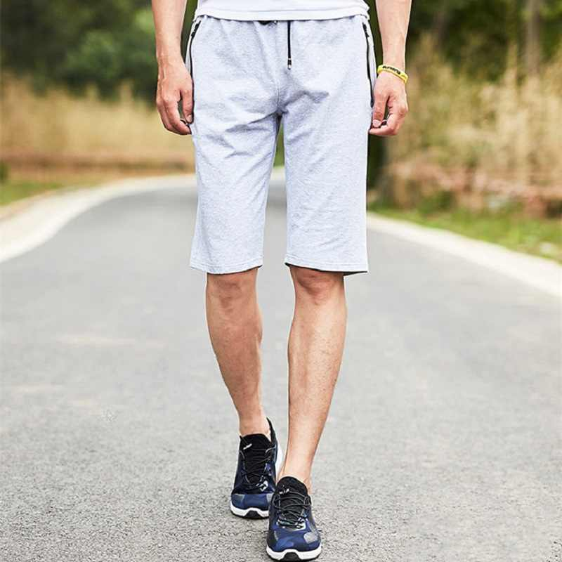 Homens Tamanho Grande Shorts Plus Size Shorts da Praia de Surf Calções de banho Para Homens Algodão Board Curto Homens Correndo Esporte Pant swimwear X-9XL