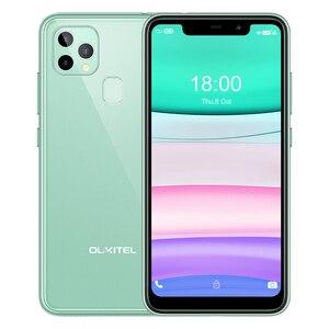 Newest OUKITEL C22 Triple Camera Light Weight 2.5D Glass Back 4GB RAM 128GB ROM 2.0Ghz 2020 Smartphone Celular Phone