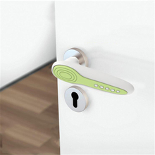 Protector-Covers Safety-Supplies Baby Silicone Door-Handle Static Anti-Collision Home
