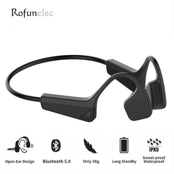 Bone Conduction Headphones Wireless Bluetooth Headset Earphones Waterproof Dual Stereo Speaker With Microphone For Sports Run bluetooth bone conduction earphone headset sports headphone wireless outdoor stereo with microphone for iphone samsung android page 6