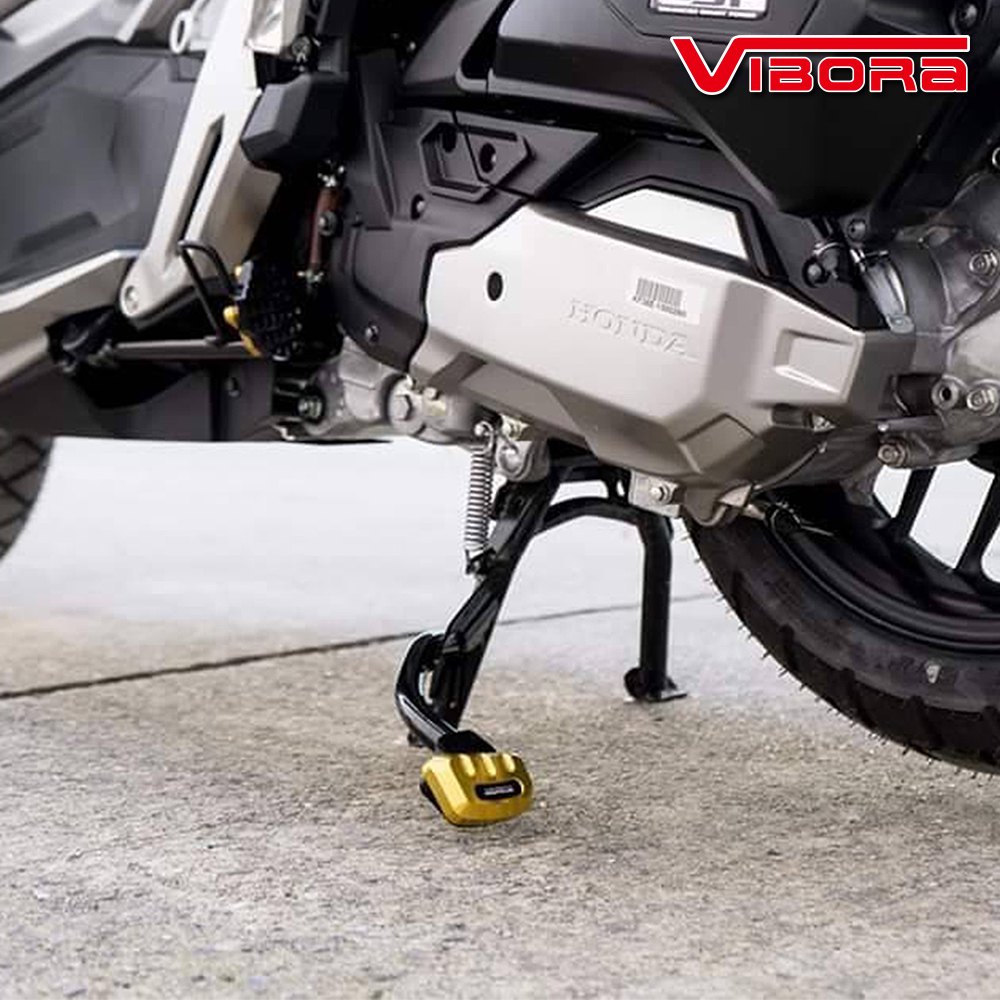 ADV 150 Motorcycle Accessories <font><b>CNC</b></font> Aluminum Middle Center Stand Lifting Cover for Honda ADV 150 PCX 150 FORZA300 <font><b>2018</b></font> 2019 image