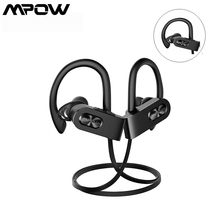 Original Mpow  Flame 2 Wireless Bluetooth 5.0 Earphone IPX7 Waterproof With CVC6.0 Noise Cancelling Sport For iphone Xiaomi