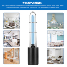 נטענת Uv מעקר אור בית הנורה אולטרה סגול UV קוטל חידקים מנורת בנוסף קרדית אורות אוזון עיקור מנורה