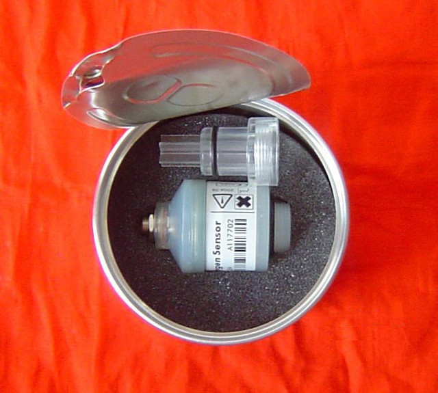 Кислородный датчик, немецкая кислородная батарейка, медицинский кислородный датчик, кислородная батарейка, кислородная батарейка