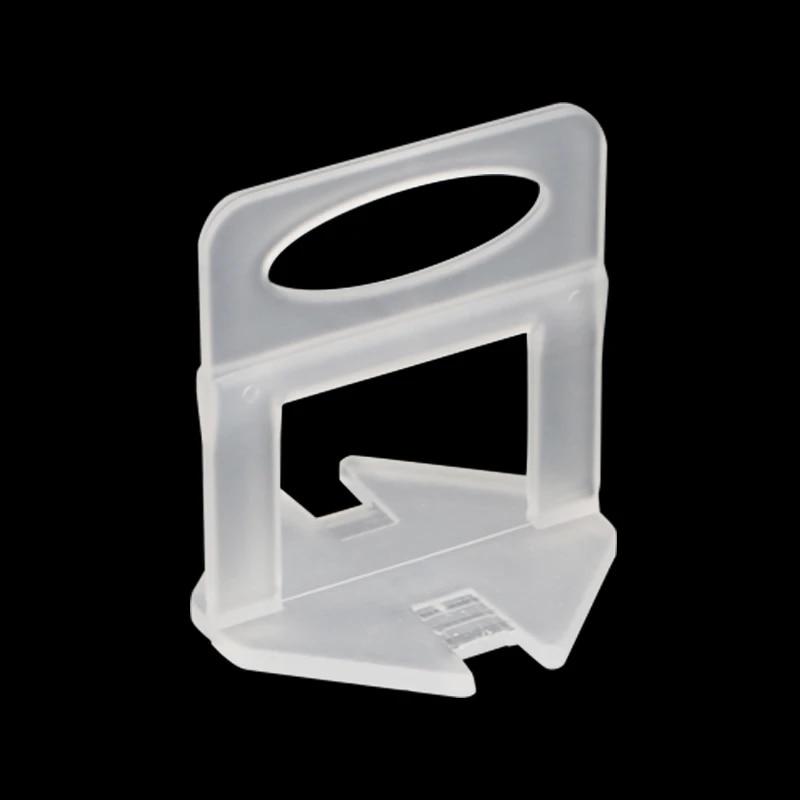100pcs plastic bases level wedges spacers ceramic tile leveling system floor tile leveler tile assistant hand tool