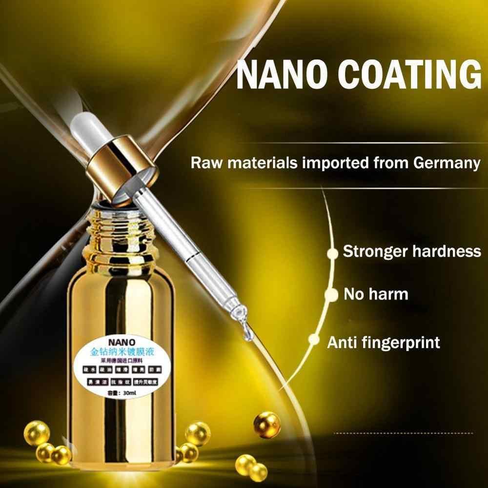 Universele Nano Liquid Screen Protector Film Krasbestendig 9H Hardheid Universele Voor Iphone Samsung Huawei Xiaomi