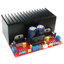 Dual Ac12-32V 2.0 Channel Tda7293 100+100W Hifi Stereo Audio Amplifier Board цена
