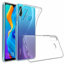 Clear Case สำหรับ Huawei P30 P20 P10 P9 P8 Lite 2017 P สมาร์ท Y5 Y6 Y7 Y9 2019 Mate 20 honor 10 Lite 10i 20S Honor 7A 8A Pro(China)