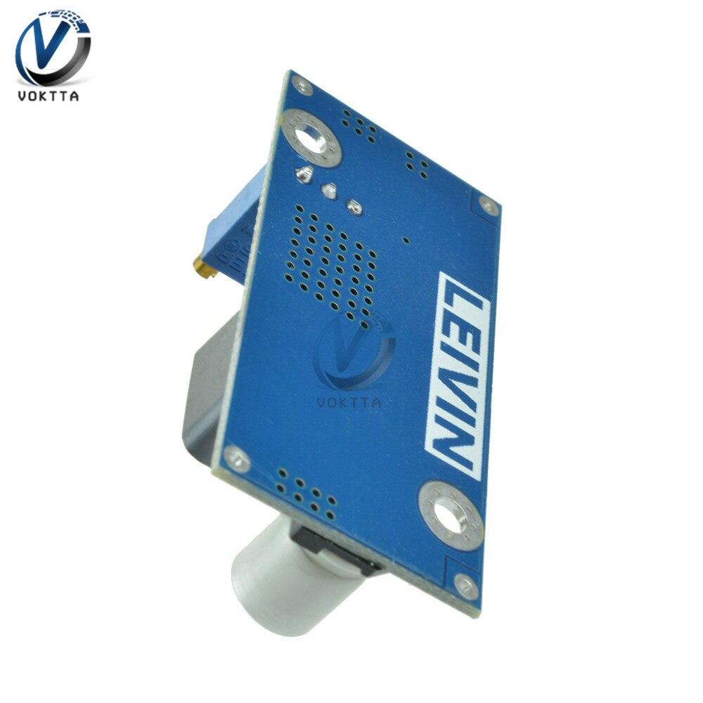 LM2587 модуль питания DC-DC повышающий преобразователь 3-30 в шаг до 4-35 в трансформаторный модуль MAX 5A