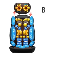 Massage chair cervical vertebra kneading multi function body massager automatic home body electric massage chair physiotherapy