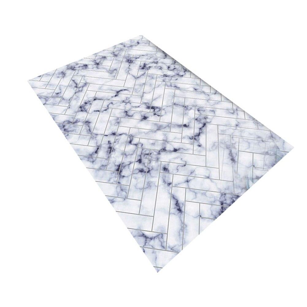 Tapis de zone marbre doré lignes géométriques marbré décor à la maison tapis de sol tapis XH8Z