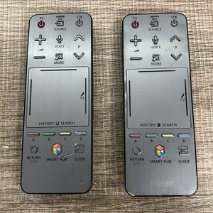Image 1 - Used Original AA59 00761A Remote control FOR SUMSUNG RMCTPF1AP1 Smart 3D LED LCD TV  HUB Touch Voice Controller With Scratches