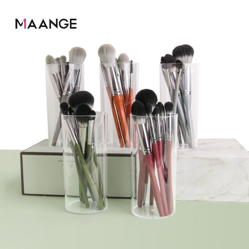 Multifunctional Makeup Brush Sets Eye Shadow Eyebrow Blusher Eyelash Brush Highlighter Bronzer Sculpting Brushes Cosmetics Tools