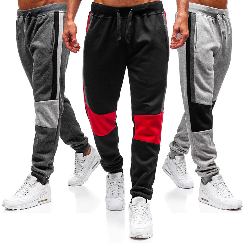 AliExpress Supply Of Goods 2019 Hot Sales Men-Style Mixed Colors Casual Trousers Cool Athletic Pants K46