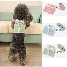 Воздухопроницаемая шлейка для собак сетчатый ошейник домашних