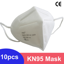 5 Layers KN95 Face Mask Valve Anti Dust Breathable FFP2 KN95 Masks Respirator Protective Safety FFP2 mask filter kn95mask