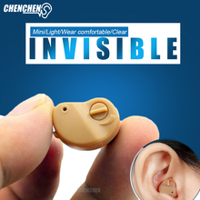 Invisible In Ear Hearing Audifonos Sound Amplifier Aparelho Auditivo For Hearing Loss/Elderly/Deaf Ear Care недорого