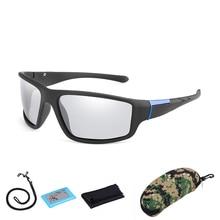 Polarized Photochromic Cycling Eyewear Men Women MTB Bike Glasses Bicycle Riding Sports