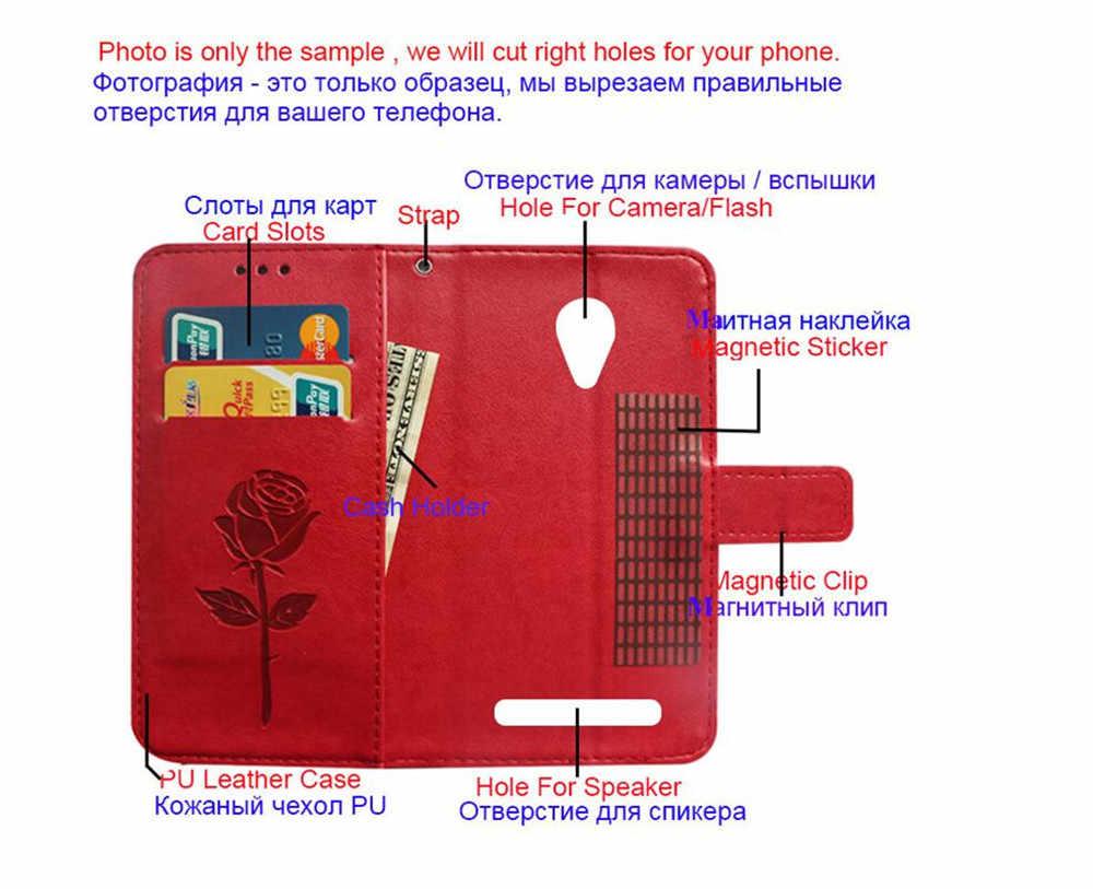 עור טלפון מקרה ארנק כיסוי עבור Haier אלפא A1 A7 A6 A3 לייט A3 כוח P8 P11 P10 I8 אלגנטיות e7 E13 E11 Flip ספר כיסוי