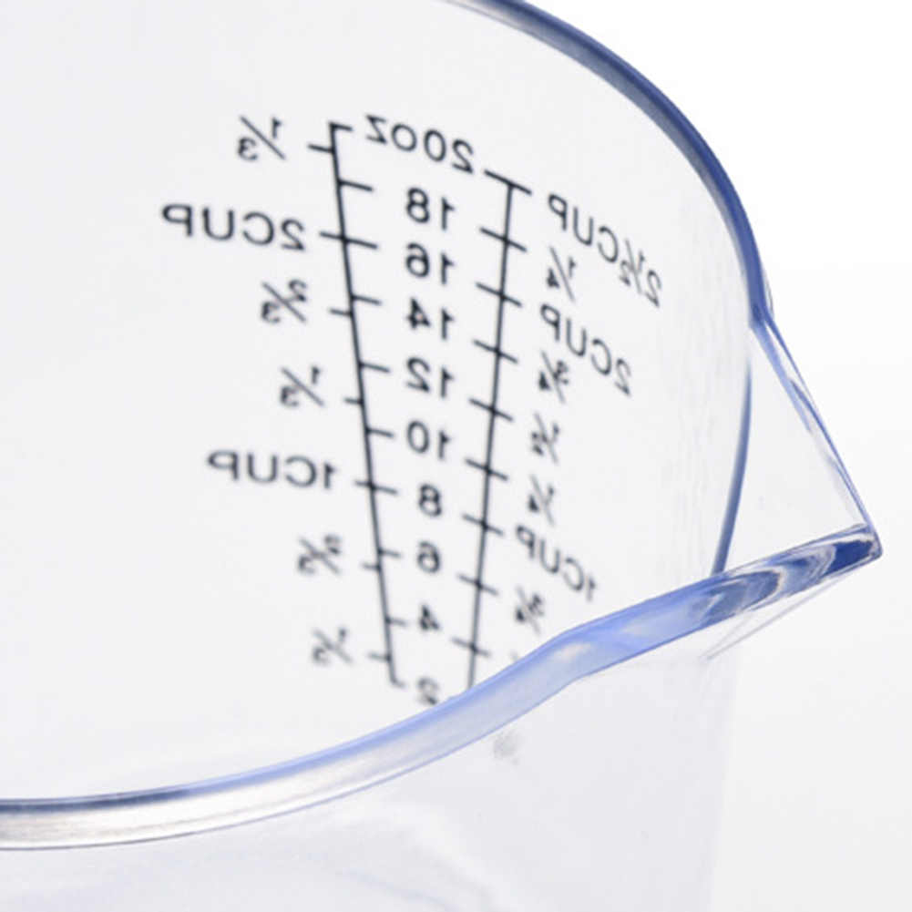 150/300/600 ミリリットルハンドル水ミルク卵スケール計量カップマグ測定ツール測定ツールスケール測定カップ水差し