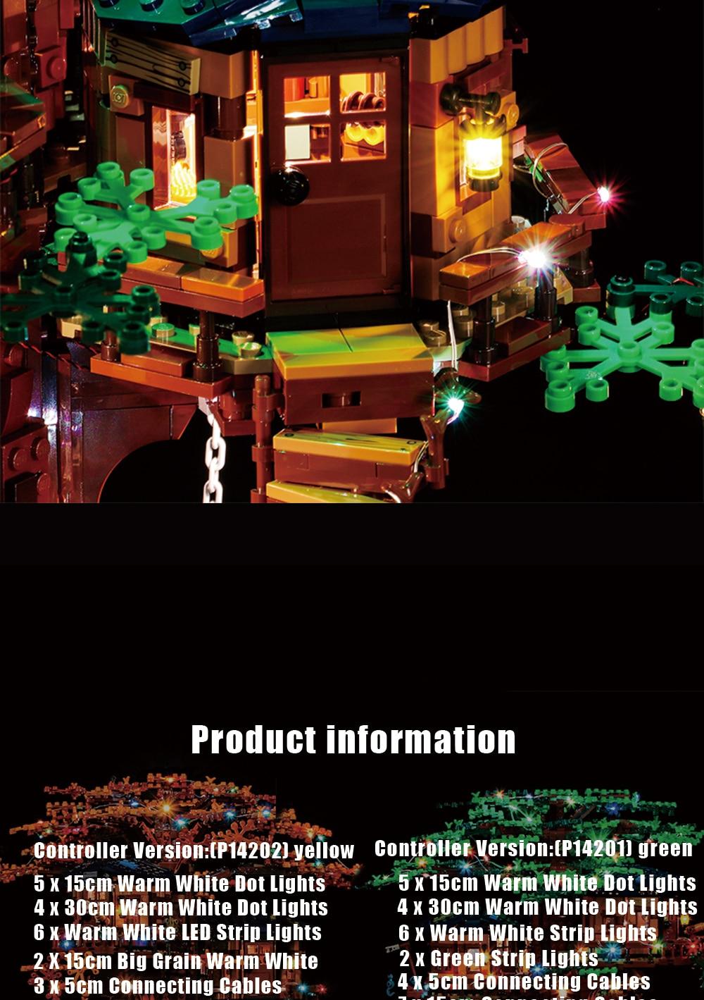 Lego 21318 Treehouse (6)