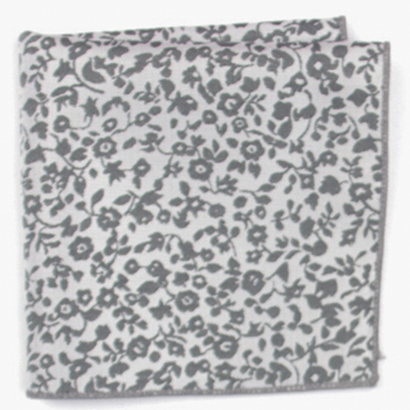 Fashion Patterned Pocket Square With Patterns Handkerchief