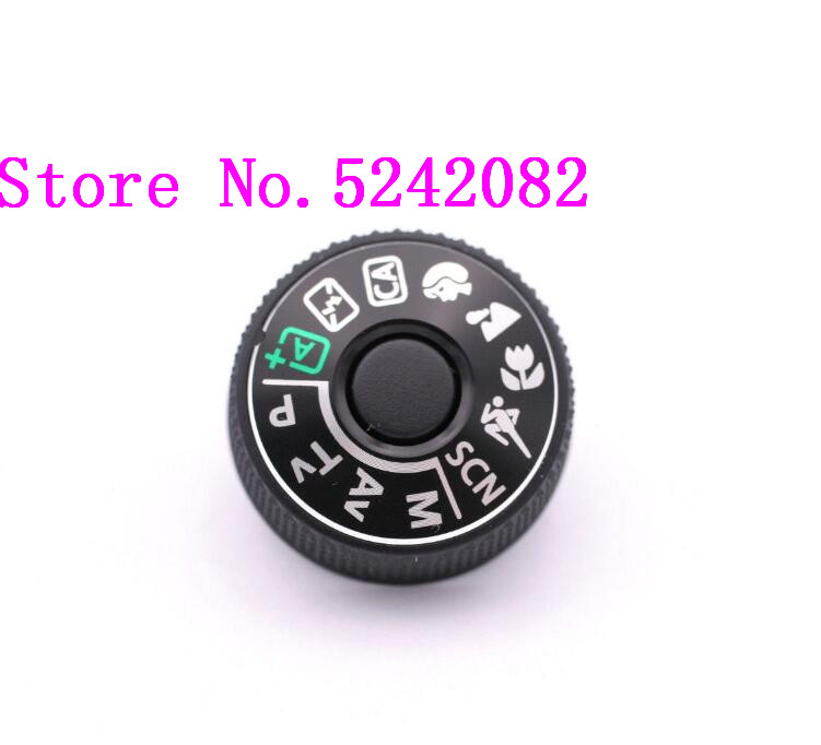 New Top Cover Function Mode Dial Button Label for Canon FOR EOS 760D Rebel T6s Digital Camera Repair Part|Len Parts| |  - title=
