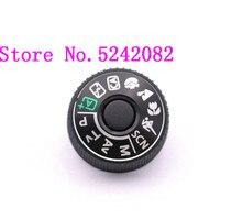 Nouvelle étiquette de bouton de cadran de Mode de fonction de couverture supérieure pour Canon pour EOS 760D rebelle T6s pièce de réparation dappareil photo numérique