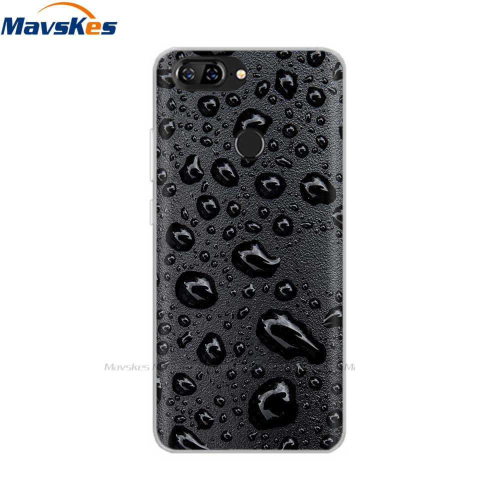 Ốp Lưng Dành Cho Lenovo S5 Pro Ốp Lưng In Hình Mềm TPU Ốp Lưng Điện Thoại Lenovo S5 Pro S5Pro Lưng S5 k520 Silicone Trường Hợp Funda Vỏ