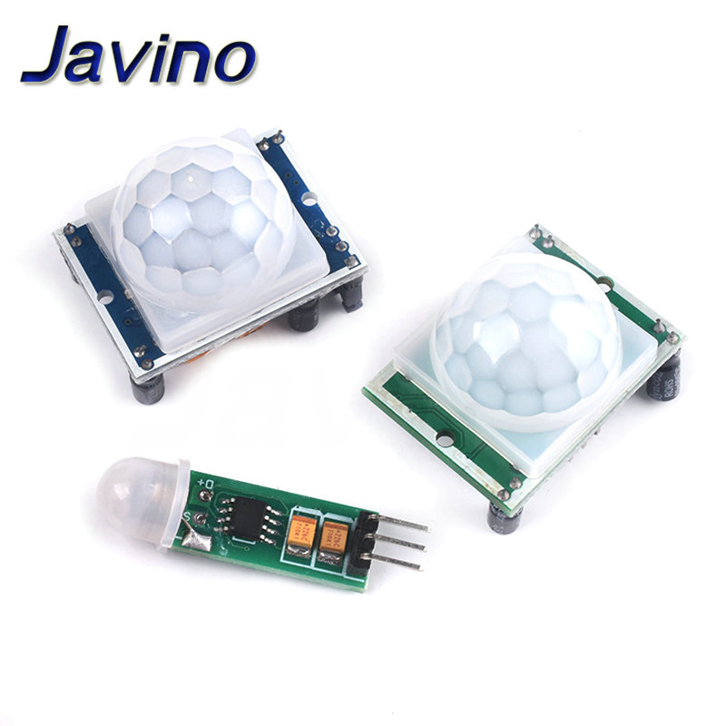 HC-SR501 Adjust Infrared IR Pyroelectric Infrared PIR Module Motion Sensor Detector Module For Arduino Diy Kit HC-SR505