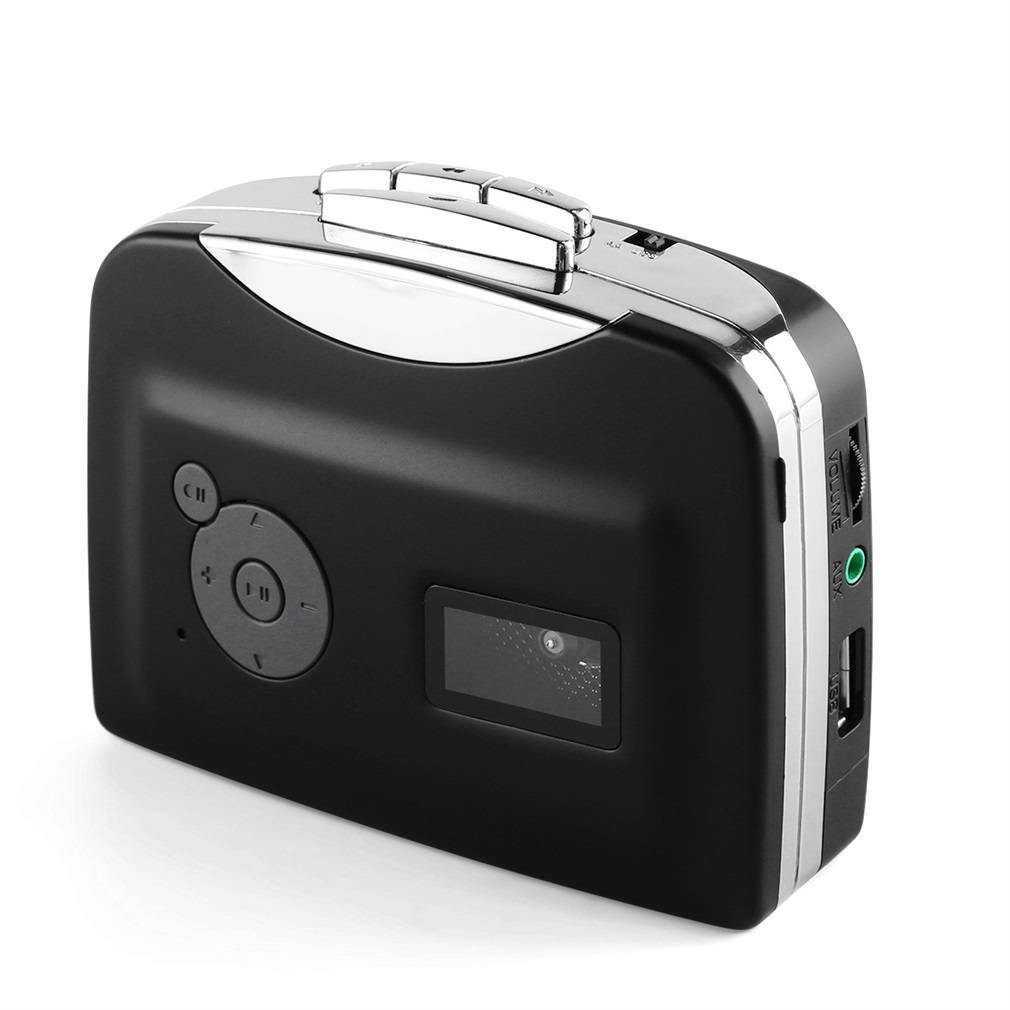 Cassette Player Record Player Portable Tape To Audio MP3 Format Converter To USB Flash Drive IN STOCK!