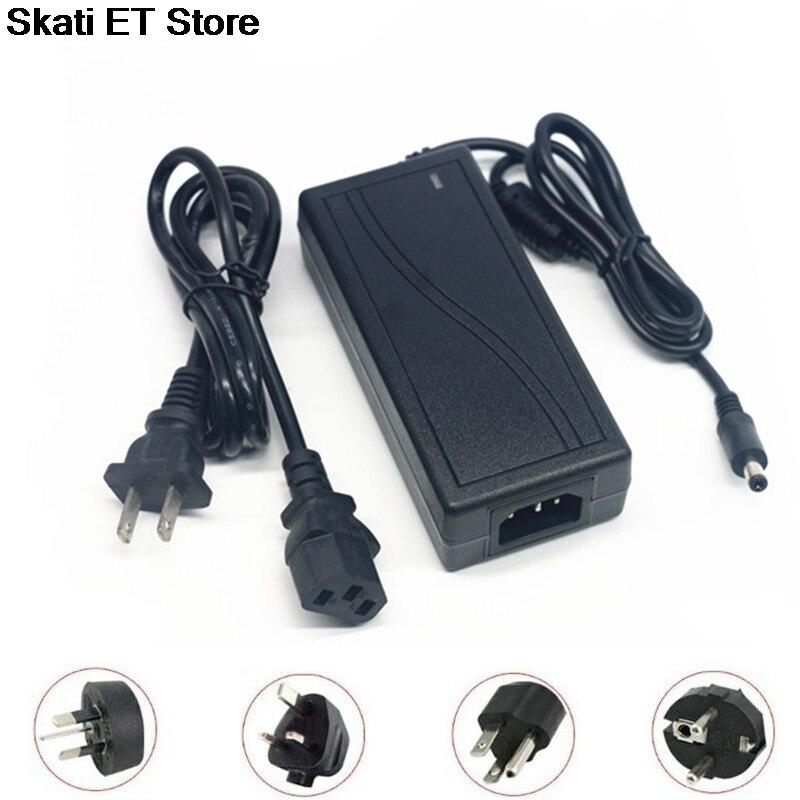 AC DC Adapter Power Liefert 12V3A 12V5A Netzteil Adapter Ladegerät Beleuchtung Led-treiber Schalter Converter Adapter