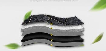 Custom car floor mats for Kia rio sportage sorento cerato soul optima Niro Opirus Borrego VQ carnival Carens SHUMA Cad 1