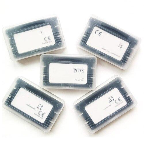 Fantasy Series EUR Game Cartridge Console Card for 32 Bit Video Game ENG FRA DEU ESP
