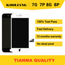 Best Quanlity Without Dead Pixels Spots For iPhone 5C LCD Display Touch Screen Digitizer Assembly Ecran Replacement 100% new lcd screen display for ipad mini without dead pixels by free shipping
