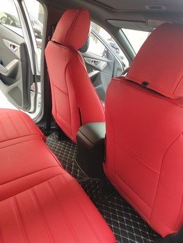 custom Genuine cowhide car seat cover for Mazda CX-5 CX-7 2 3 5 6 ATENZA CX-3 CX-9 Mazda3 Axela cx-4 car accessories car styling