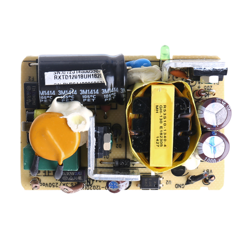 AC-DC 12V 2A 2000MA Switch Power Supply Module Voltage Regulator Circuit Board Drop Ship Support