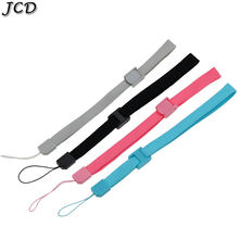 JCD Adjustable Universal wrist band Hand rope Hand Strap For PS4 VR PS3 Move For GB GBA GBC PS3/Phone /Wii/PSV/3DS/NEW 3DSL(China)